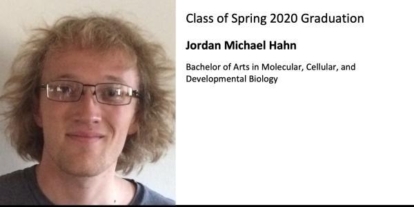Jordan Michael Hahn