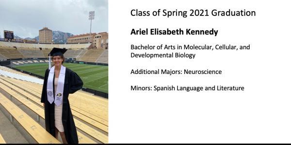 Ariel Elisabeth Kennedy