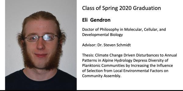 Eli  Gendron
