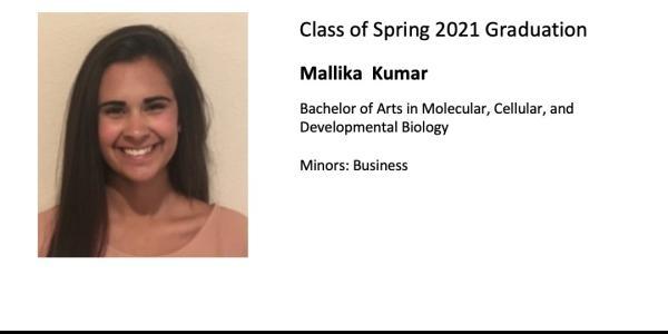 Mallika  Kumar