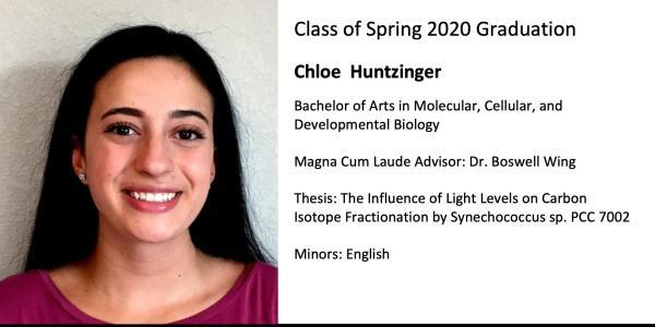 Chloe  Huntzinger