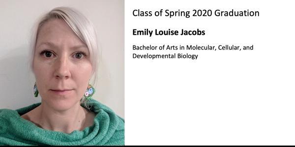 Emily Louise Jacobs