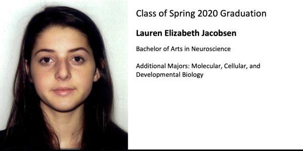 Lauren Elizabeth Jacobsen