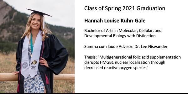 Hannah Louise Kuhn-Gale