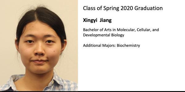 Xingyi  Jiang