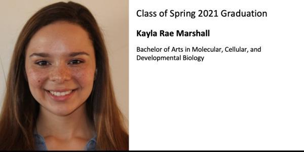 Kayla Rae Marshall