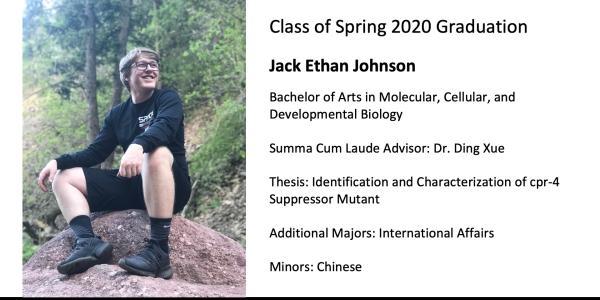 Jack Ethan Johnson