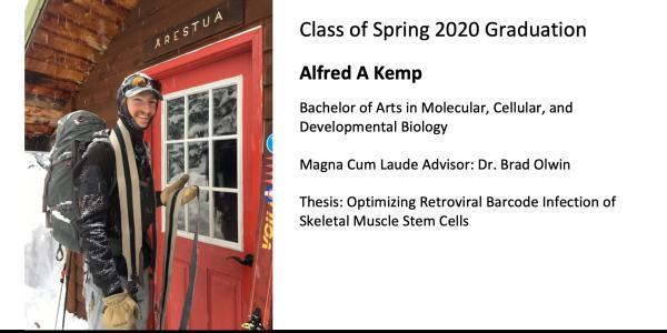 Alfred A Kemp