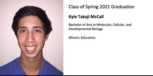 Kyle Takaji McCall