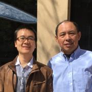 Image of authors Min Han and Hongyun Tang