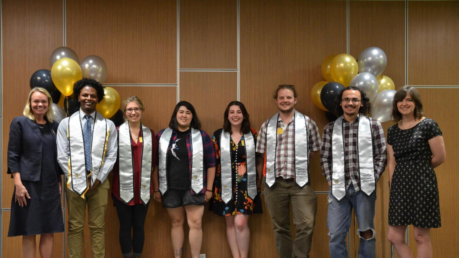 McNair Scholars Graduates 2019