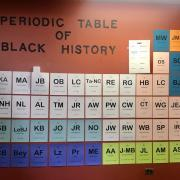 Black History Month Mural