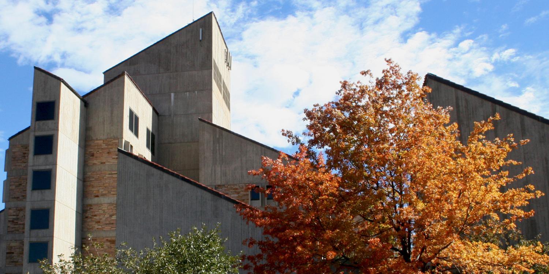 CU Boulder engineering buildings
