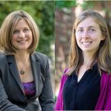 Julie Steinbrenner and Kat McConnell