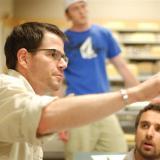 Jeff Knutsen teaching his first class in 2009