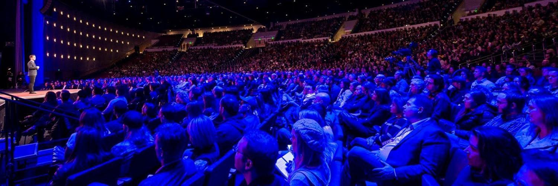 Christoph Keplinger TEDx Talk and audience