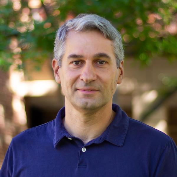 Francois Barthelat headshot