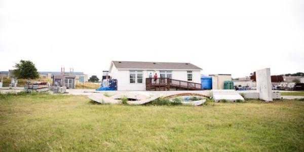 HOMEChem UTest House in Austin, Texas