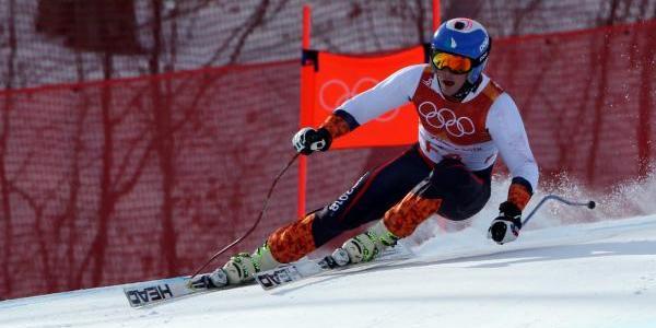 JT Abate Skiing