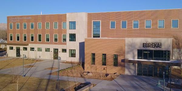 Colorado Mesa University campus.