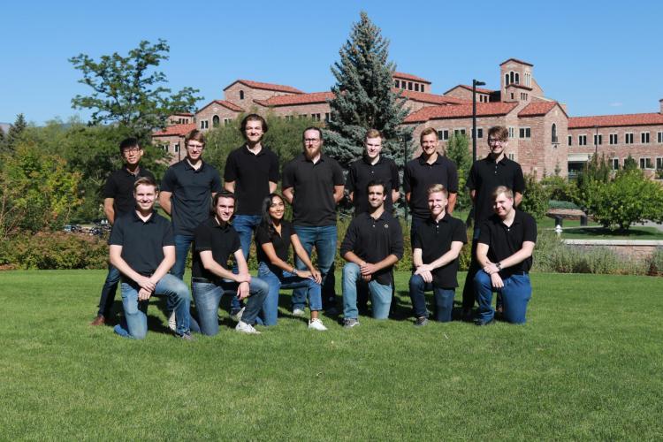 Baja SAE Team Photo