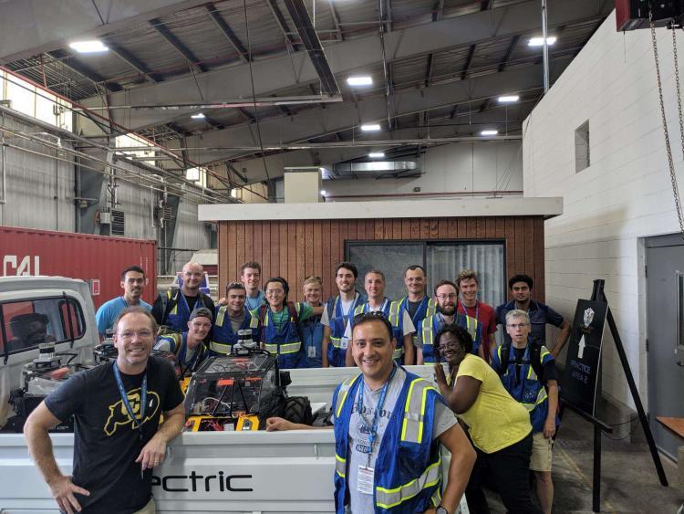 DARPA Subterranean Challenge Tunnel Circuit Event