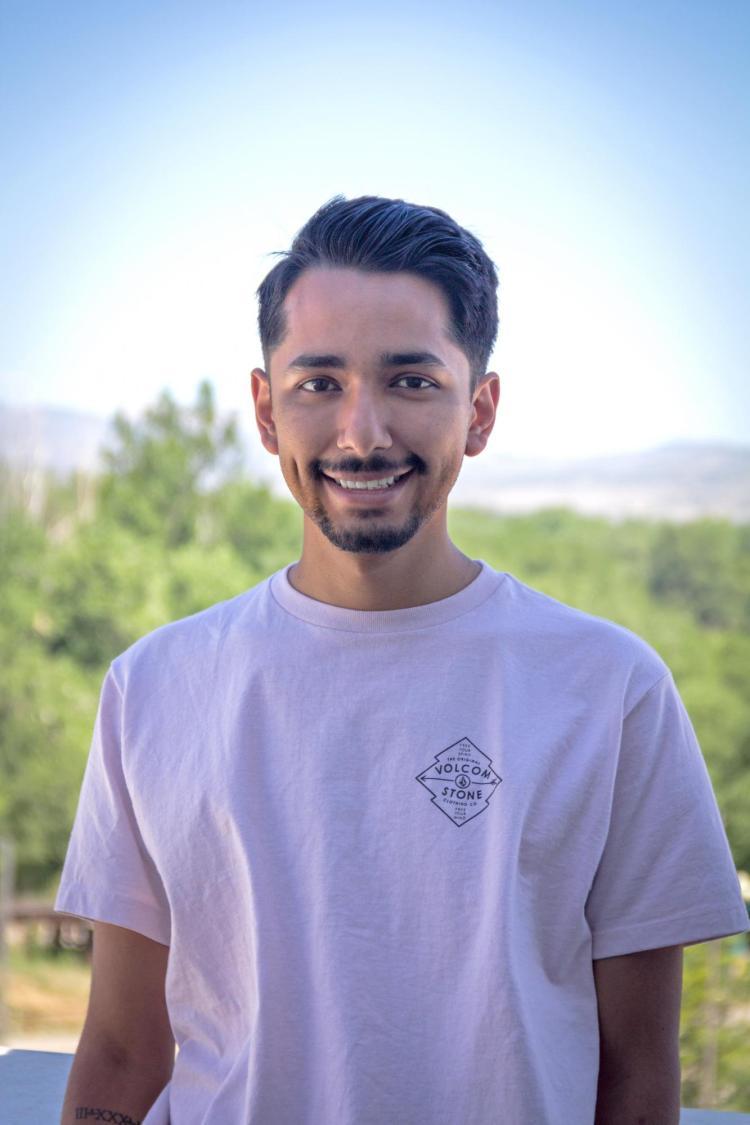 Gabe Rodriguez headshot