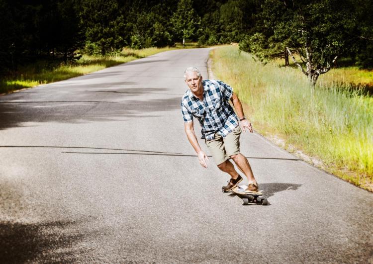 Mike Maloney Longboarding