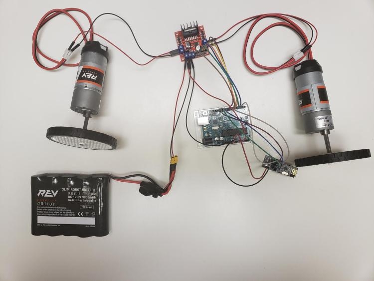 robot electronics