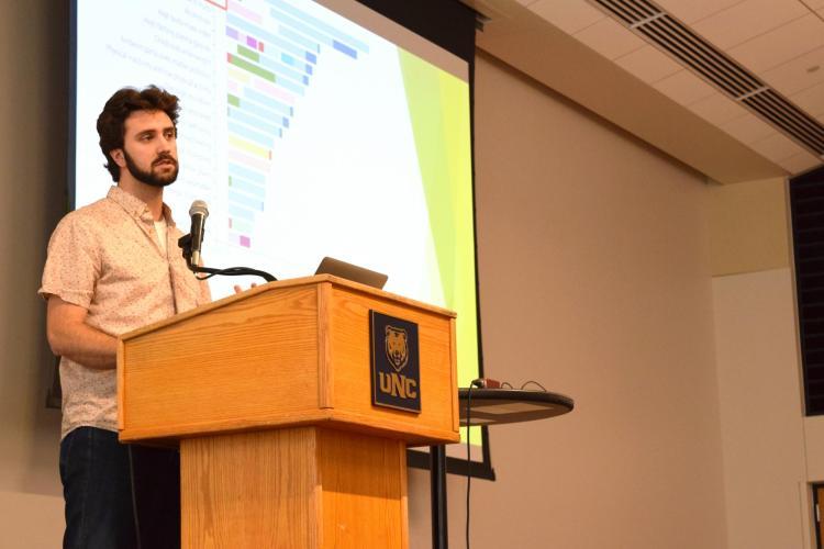 Graduate Student Presentation