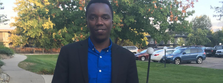 Rene Nsanzineza headshot