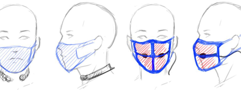 summer design intensive mask design