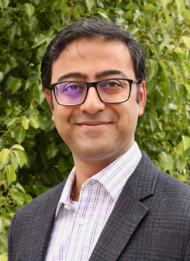 Debanjan Mukherjee headshot
