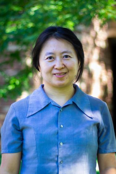Wei Tan headshot
