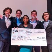 NVC champions cu boulder mechanical engineering