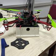 Aerial-monitoring sensor system