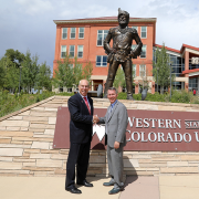 Bobby Braun at Western State Colorado University