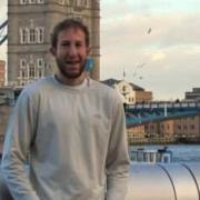 Caelan Lapointe at London Bridge.