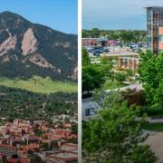CU Boulder and CU Anschutz