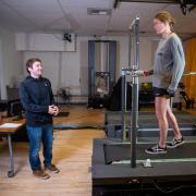 Josh Taca and prosthetic sockets