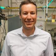 greg rieker in lab