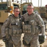 Hoyer in Iraq 2011