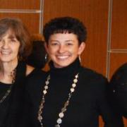 Daria-Kotys Schwartz at the Award Celebration