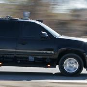 Skynet autonomous car at Cornell