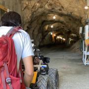 DARPA Subterranean Challenge testing at Edgar Experimental Mine
