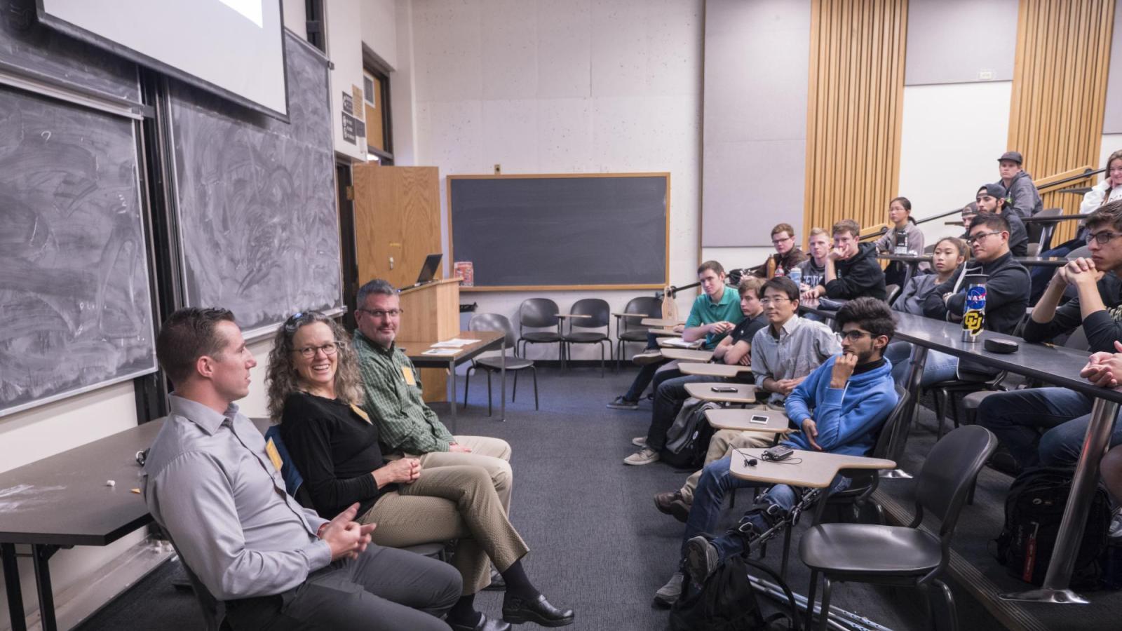 Alumni Panels
