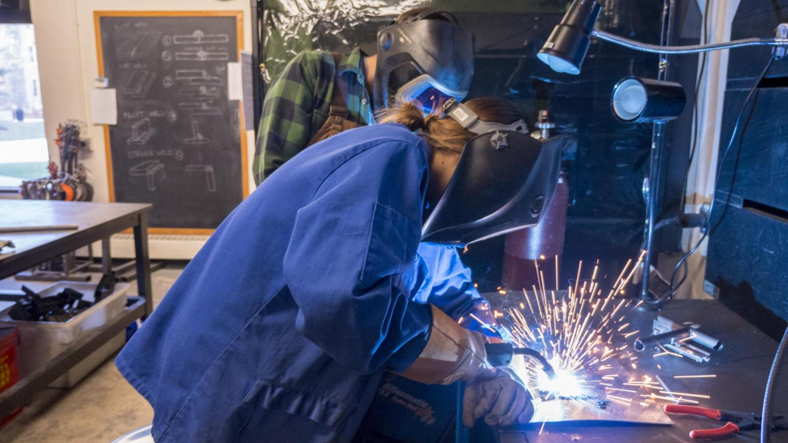 Mechanical Engineering Welding