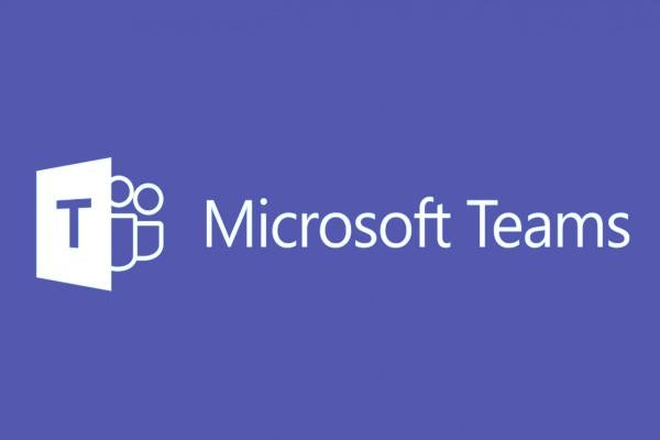Microsoft Teams logo.