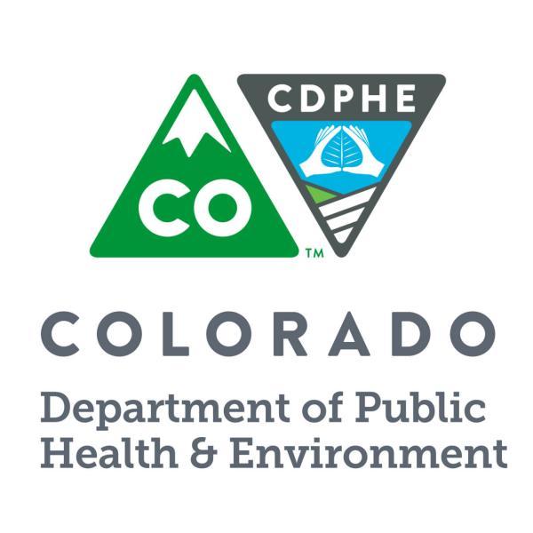 Colorado Department of Health & Environment