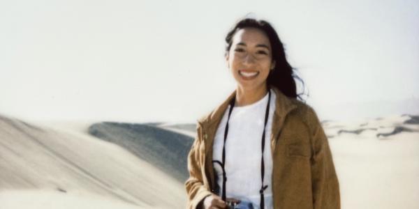 Sophia Piña-McMahon Portrait